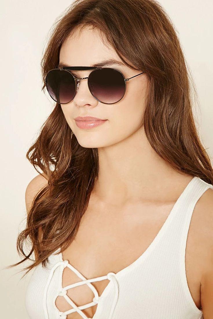 UnibrowLine-Sunglasses2 12 Unusual Sunglasses trends in 2018