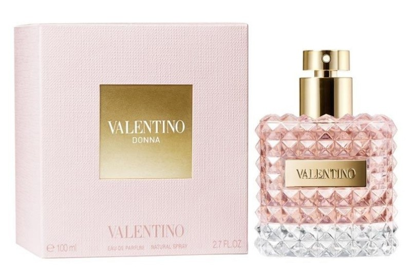 Valentino-Donna-Eau-de-Parfum-by-Valentino-for-women Top 54 Best Perfumes for Spring & Summer 2017