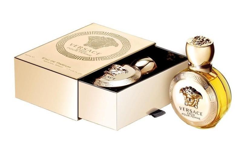 Versace-Eros-Pour-Femme-Eau-de-Parfum +54 Best Perfumes for Spring & Summer
