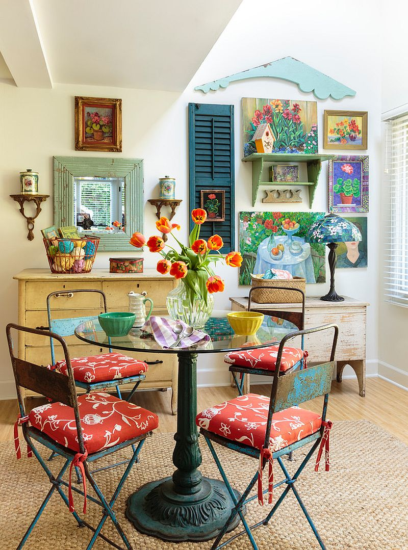 Vintage-Dining-Rooms1 15+ Best Luxurious and Modern Dining Room Design for 2020