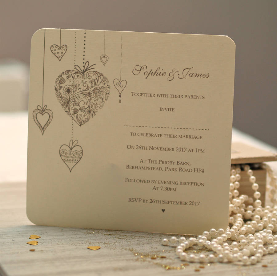 Wedding-Invitations3 10 Best Outdoor Wedding Ideas in 2018