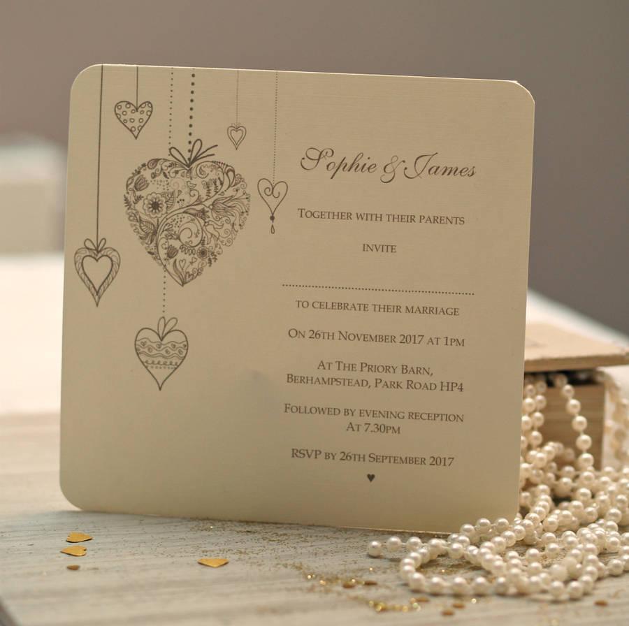 Wedding-Invitations3 10 Best Outdoor Wedding Ideas in 2017