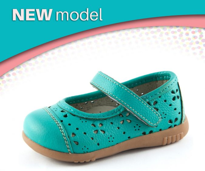 Wobbly-Waddler-baby-girl-shoes-Andante-Olivia-Aqua-675x566 20+ Adorable Baby Girls Shoes Fashion for 2017