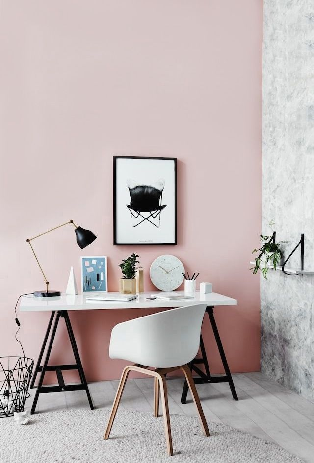 Work-Up-Your-Corner3 8 Office Decoration Designs For 2018