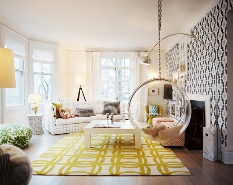 a-blend-of-patterns-13 15 Newest Home Decoration Trends You Have to Know for 2018