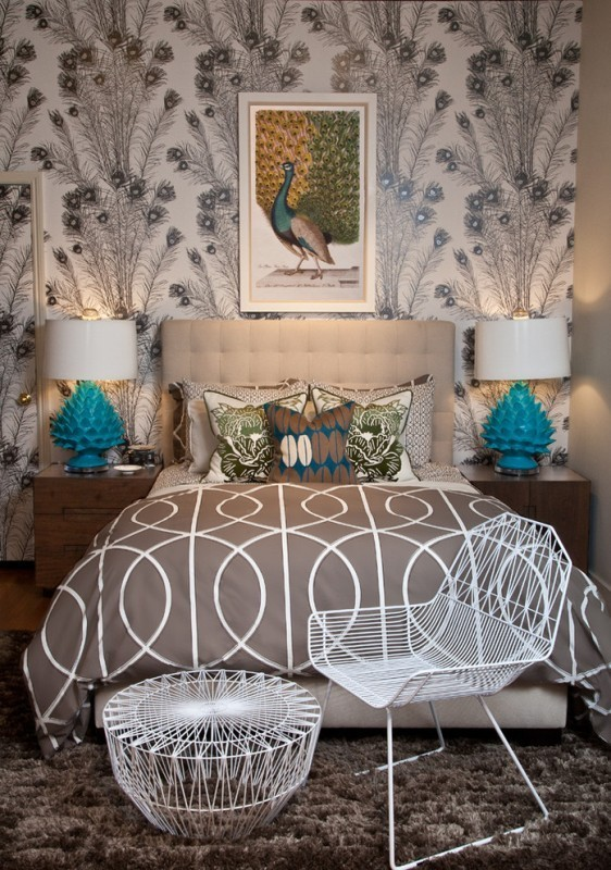 a-blend-of-patterns-4 15 Newest Home Decoration Trends You Have to Know for 2020