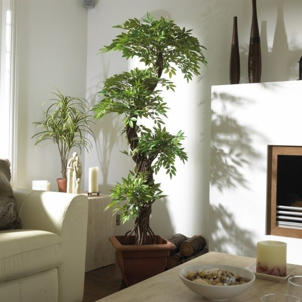 artificial-plants-15 15 Newest Home Decoration Trends You Have to Know for 2017