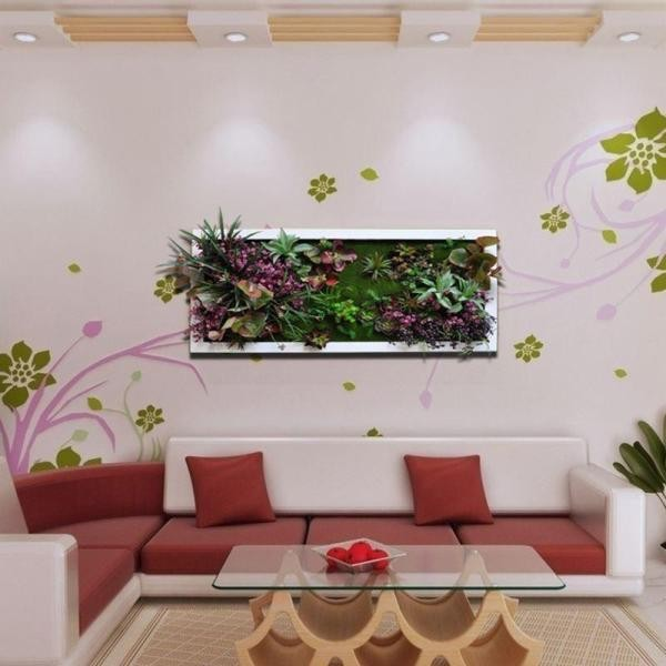 artificial-plants-16 15 Newest Home Decoration Trends You Have to Know for 2020