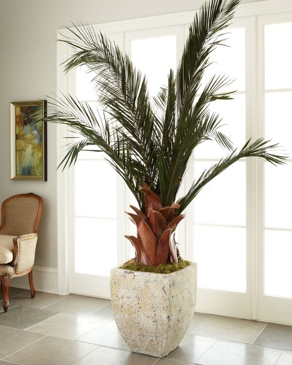 artificial-plants-6 15 Newest Home Decoration Trends You Have to Know for 2017