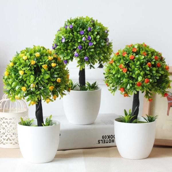 artificial-plants-8 15 Newest Home Decoration Trends You Have to Know for 2020