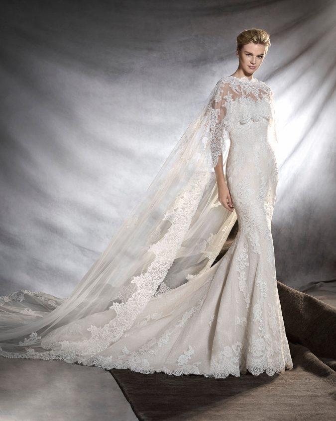 atelierpronovias-11-675x847 2018 Wedding dresses Trends for a Gorgeous-looking Brid