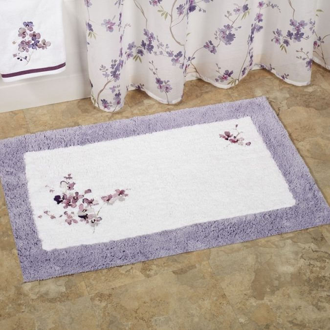 bathroom-rug-675x675 25+ Cutest Kids Bathroom Rugs for 2018