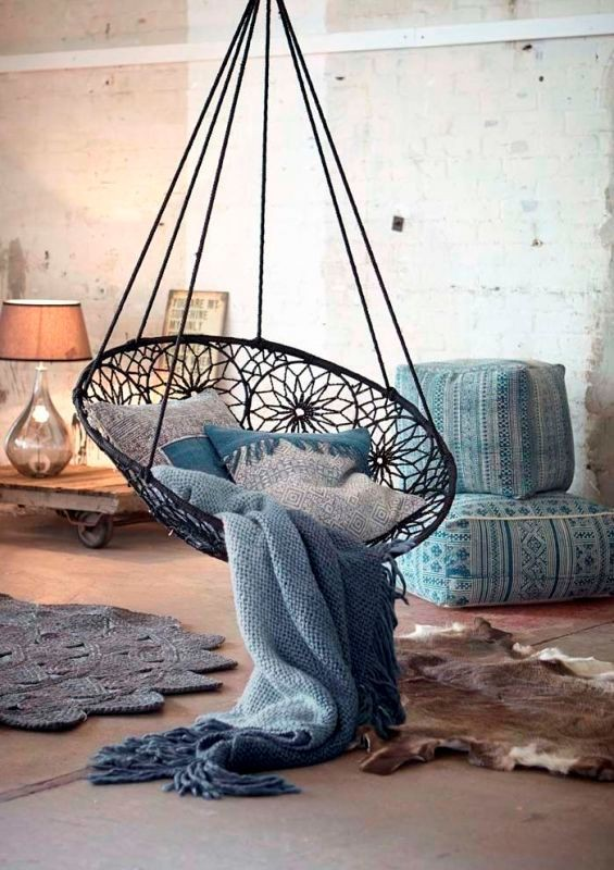 bohemian-stryle-2 15 Newest Home Decoration Trends You Have to Know for 2017