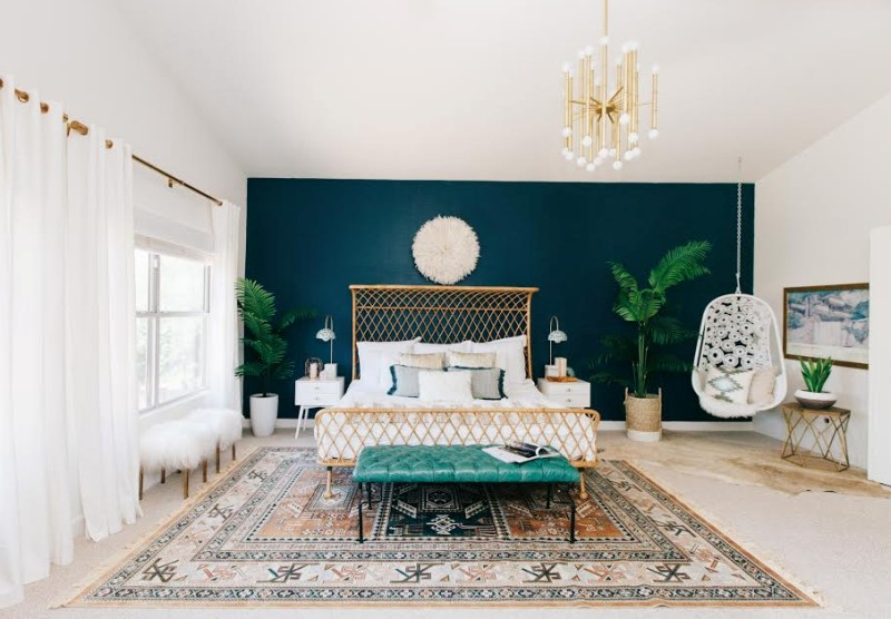bohemian-stryle-7 15 Newest Home Decoration Trends You Have to Know for 2018
