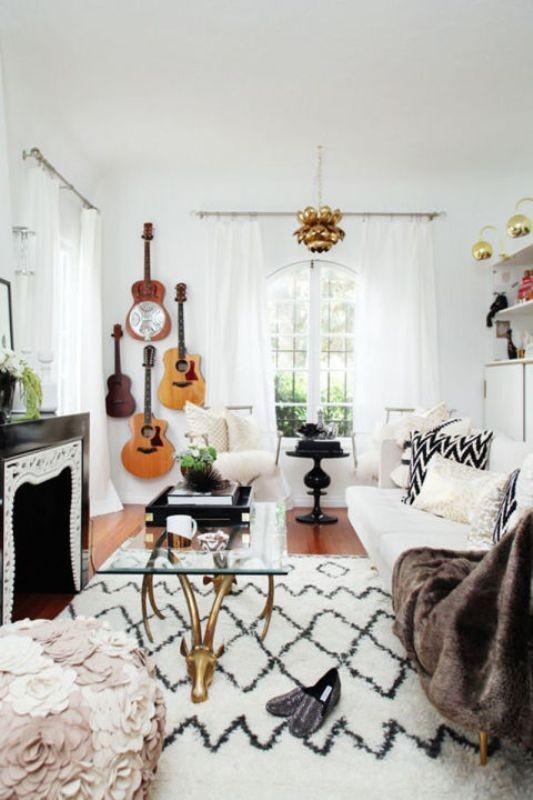 bohemian-stryle 15 Newest Home Decoration Trends You Have to Know for 2017