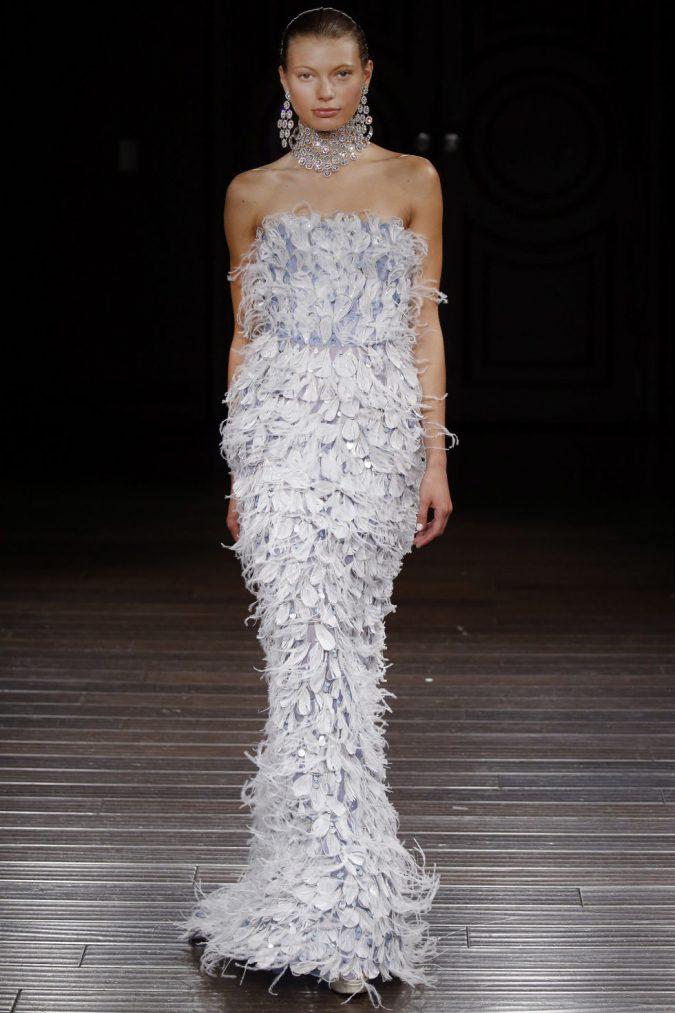 bridal-naeem-khan-16-675x1013 +25 Wedding dresses Design Ideas for a Gorgeous-looking Bride in 2020