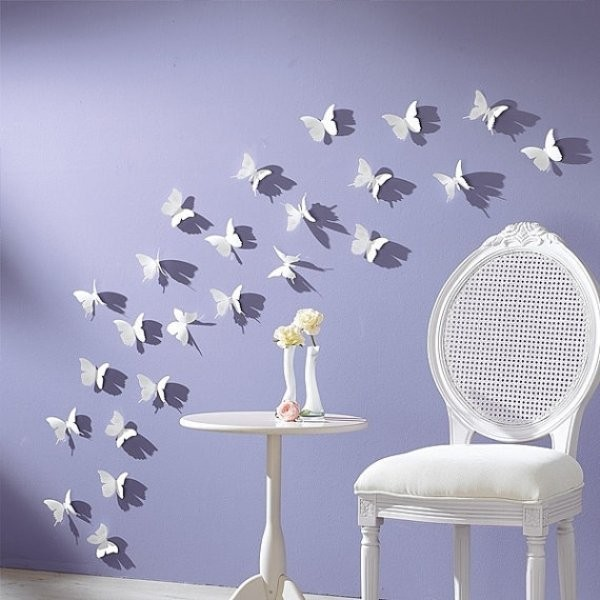 butterfly-decoration-ideas-5 15 Newest Home Decoration Trends You Have to Know for 2020