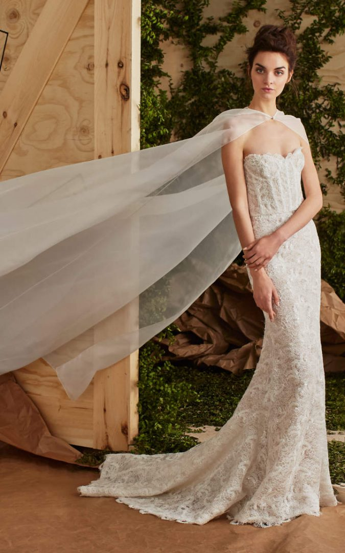 carolina-herrera-spring-2017-bridal-collection-5-675x1080 +25 Wedding dresses Design Ideas for a Gorgeous-looking Bride in 2020