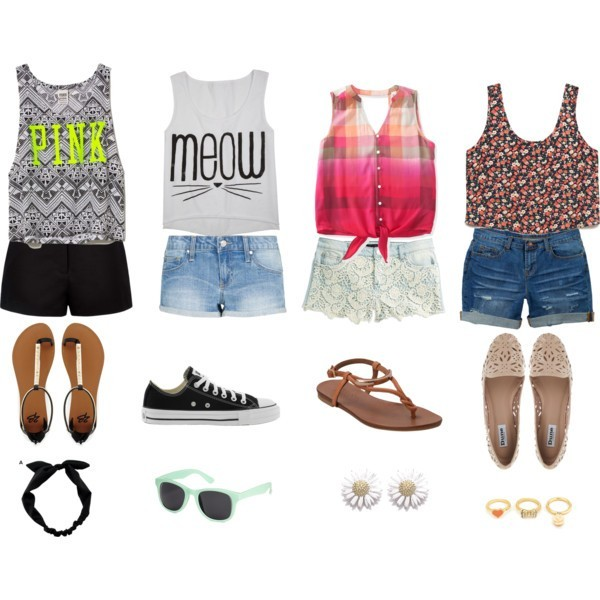 casual-outfit-ideas-for-teens-2017-11 50+ Head-turning Casual Outfit Ideas for Teenage Girls 2020
