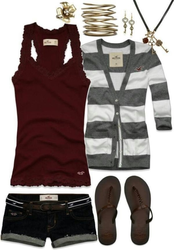 casual-outfit-ideas-for-teens-2017-14 50+ Head-turning Casual Outfit Ideas for Teenage Girls 2020