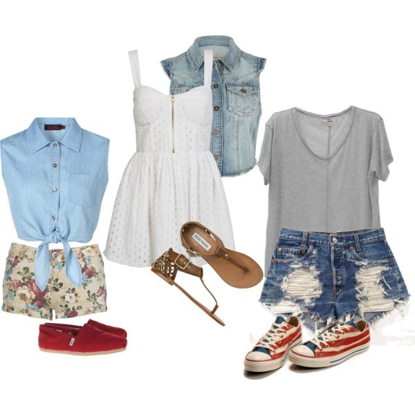 casual-outfit-ideas-for-teens-2017-17 50+ Head-turning Casual Outfit Ideas for Teenage Girls 2020
