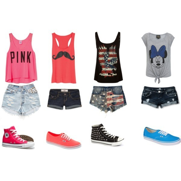 casual-outfit-ideas-for-teens-2017-18 50+ Head-turning Casual Outfit Ideas for Teenage Girls 2020