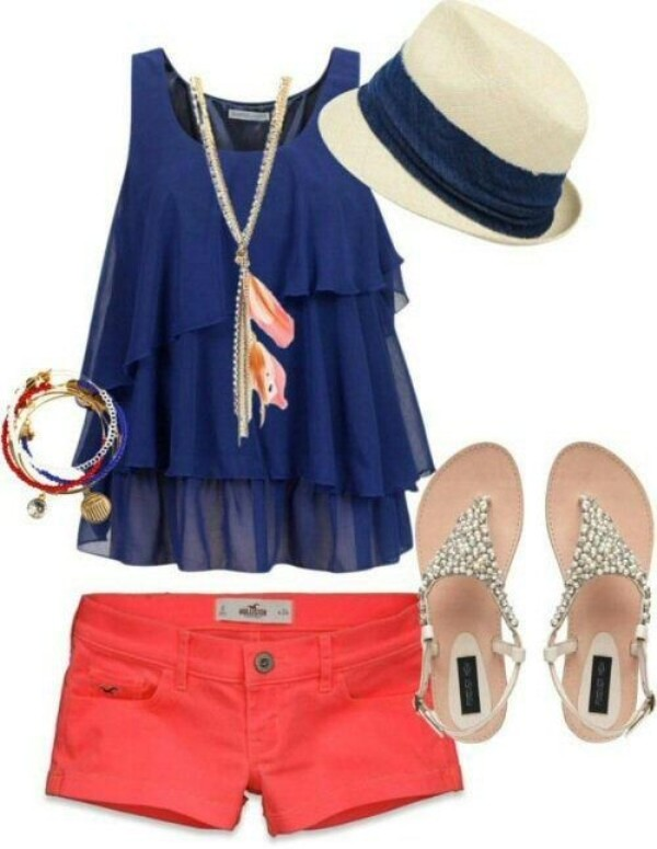 casual-outfit-ideas-for-teens-2017-21 50+ Head-turning Casual Outfit Ideas for Teenage Girls 2020