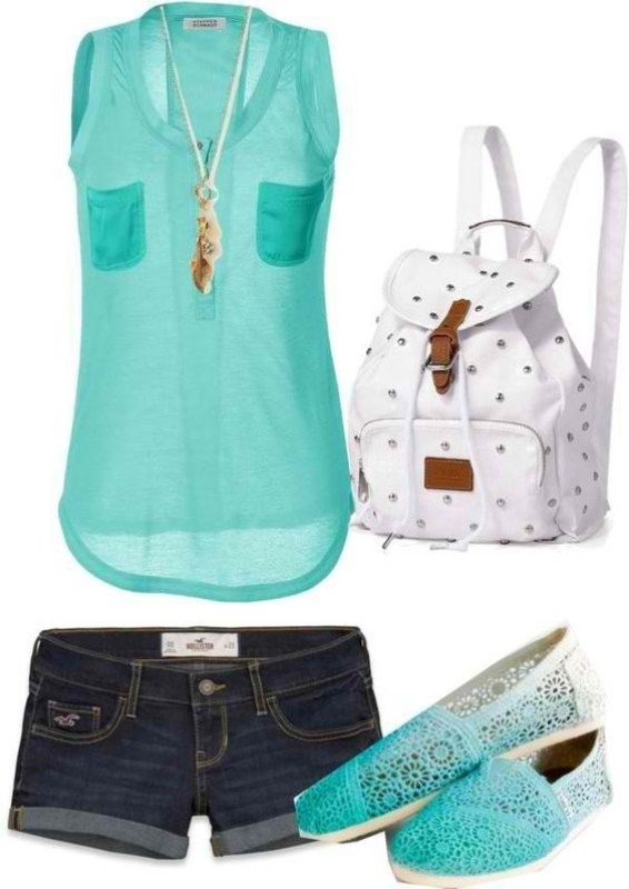 casual-outfit-ideas-for-teens-2017-25 50+ Head-turning Casual Outfit Ideas for Teenage Girls 2020