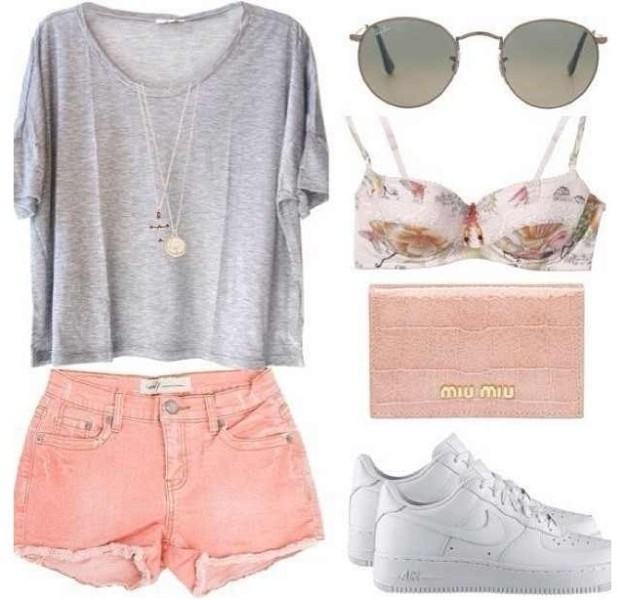 casual-outfit-ideas-for-teens-2017-30 50+ Head-turning Casual Outfit Ideas for Teenage Girls 2017