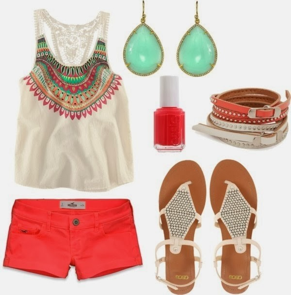 casual-outfit-ideas-for-teens-2017-36 50+ Head-turning Casual Outfit Ideas for Teenage Girls 2020