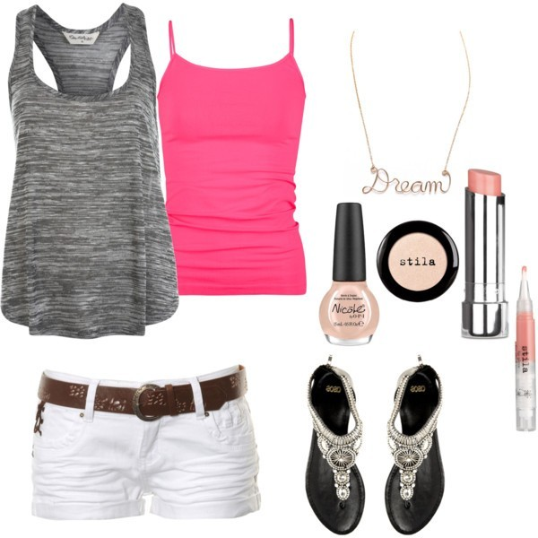 casual-outfit-ideas-for-teens-2017-39 50+ Head-turning Casual Outfit Ideas for Teenage Girls 2020