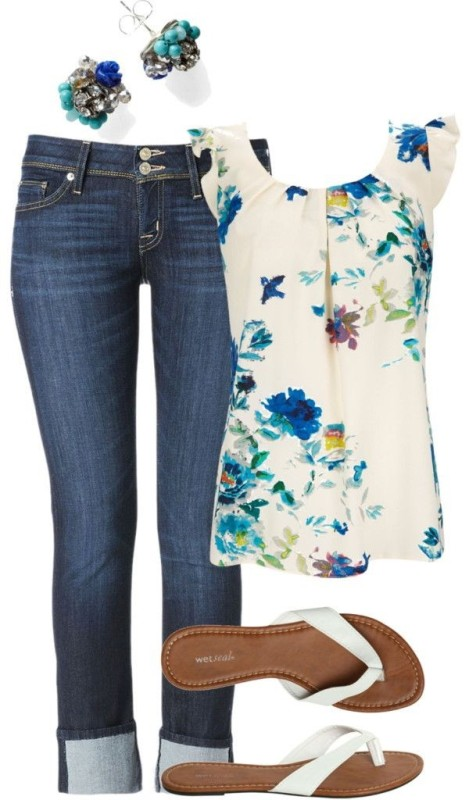 casual-outfit-ideas-for-teens-2017-4-1 50+ Head-turning Casual Outfit Ideas for Teenage Girls 2020