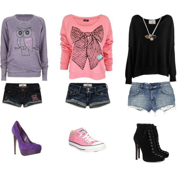 casual-outfit-ideas-for-teens-2017-42 50+ Head-turning Casual Outfit Ideas for Teenage Girls 2020