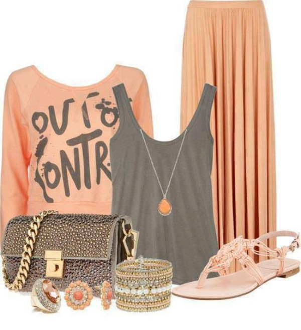 casual-outfit-ideas-for-teens-2017-45 50+ Head-turning Casual Outfit Ideas for Teenage Girls 2020