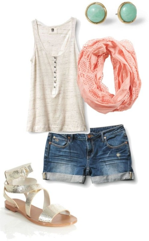 casual-outfit-ideas-for-teens-2017-5-1 50+ Head-turning Casual Outfit Ideas for Teenage Girls 2017