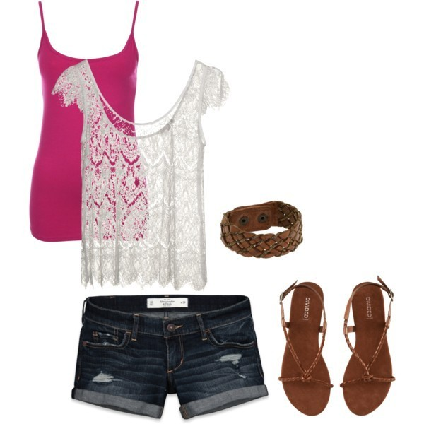 casual-outfit-ideas-for-teens-2017-53 50+ Head-turning Casual Outfit Ideas for Teenage Girls 2020