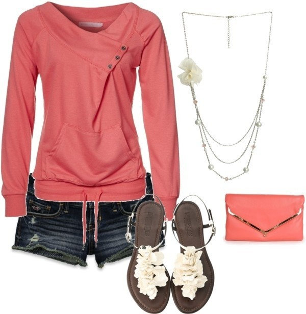 casual-outfit-ideas-for-teens-2017-56 50+ Head-turning Casual Outfit Ideas for Teenage Girls 2020