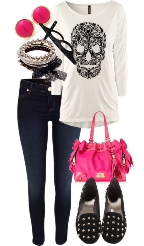 casual-outfit-ideas-for-teens-2017-6-1 50+ Head-turning Casual Outfit Ideas for Teenage Girls 2020