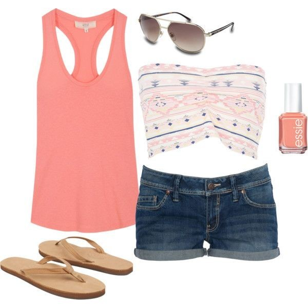 casual-outfit-ideas-for-teens-2017-60 50+ Head-turning Casual Outfit Ideas for Teenage Girls 2020
