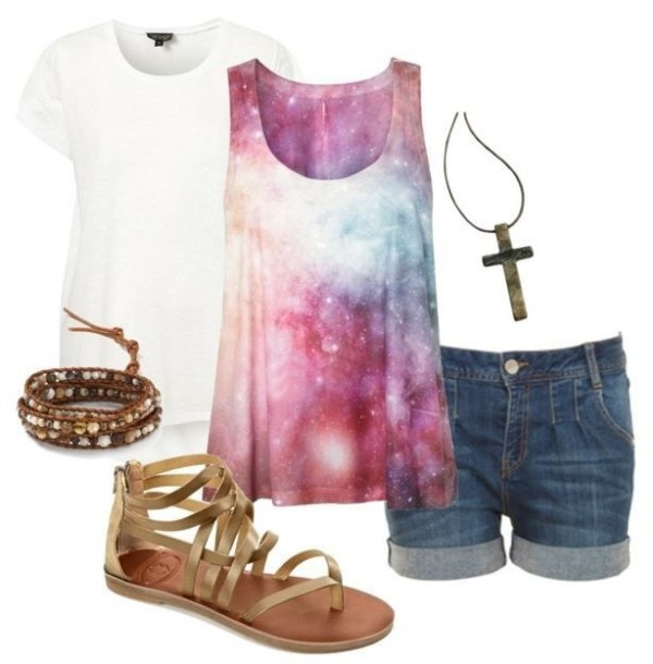 casual-outfit-ideas-for-teens-2017-73 50+ Head-turning Casual Outfit Ideas for Teenage Girls 2017