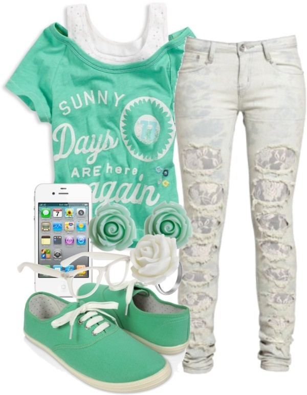 casual-outfit-ideas-for-teens-2017-74 50+ Head-turning Casual Outfit Ideas for Teenage Girls 2020