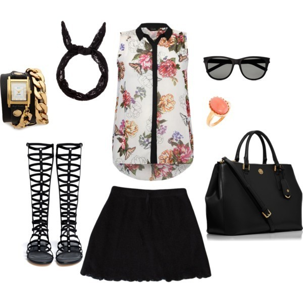 casual-outfit-ideas-for-teens-2017-76 50+ Head-turning Casual Outfit Ideas for Teenage Girls 2020