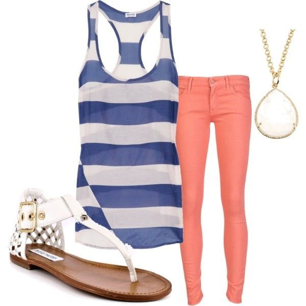casual-outfit-ideas-for-teens-2017-77 50+ Head-turning Casual Outfit Ideas for Teenage Girls 2020
