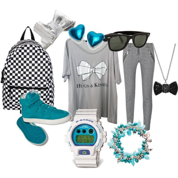 casual-outfit-ideas-for-teens-2017-79 50+ Head-turning Casual Outfit Ideas for Teenage Girls 2020