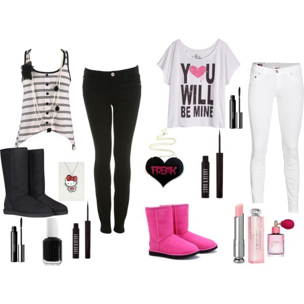 casual-outfit-ideas-for-teens-2017-85 50+ Head-turning Casual Outfit Ideas for Teenage Girls 2020