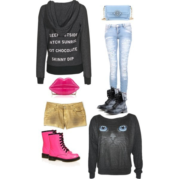 casual-outfit-ideas-for-teens-2017-9 50+ Head-turning Casual Outfit Ideas for Teenage Girls 2017
