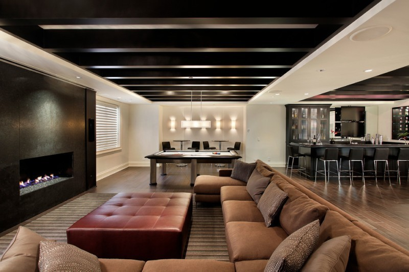 ceiling-beams-12 15 Newest Home Decoration Trends You Have to Know for 2017