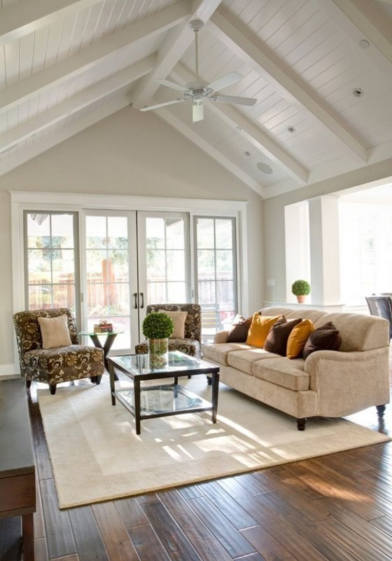 ceiling-beams-2 15 Newest Home Decoration Trends You Have to Know for 2020