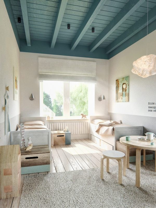 ceiling-beams-5 15 Newest Home Decoration Trends You Have to Know for 2017