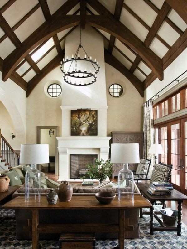 ceiling-beams-7 15 Newest Home Decoration Trends You Have to Know for 2020
